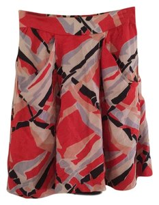 Odille Skirt Coral, navy