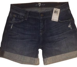 7 For All Mankind Cuffed Shorts California del sol