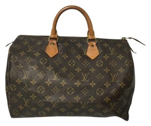 Louis Vuitton Speedy Neverfull Alma Saumur Satchel in monogram