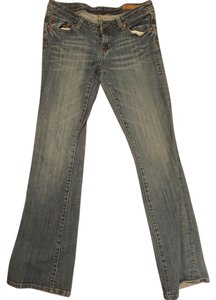 Seven7 7 For All Mankind Flare Leg Jeans