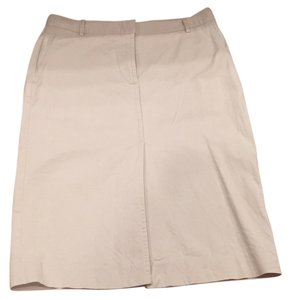 Theory Skirt Cream