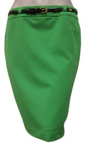 Trina Turk Pencil Dress Skirt Green