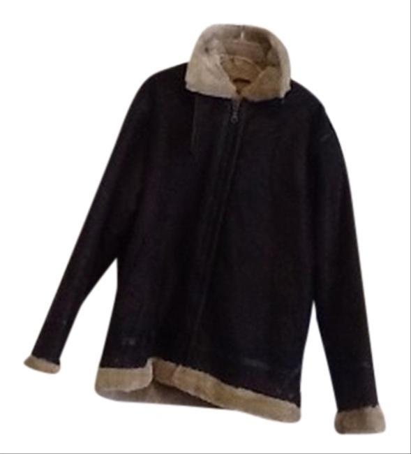 Preload https://item3.tradesy.com/images/protocolby-pan-united-brown-jacket-1311177-0-0.jpg?width=400&height=650