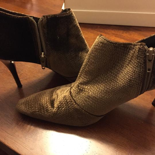 Nine West Gold Boots