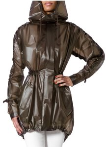 Terra New York Raincoat Transparent Jacket