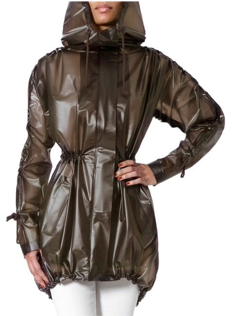 Preload https://item2.tradesy.com/images/terra-new-york-raincoat-transparent-chocolategrey-jacket-1311416-0-0.jpg?width=400&height=650