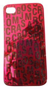 Marc Jacobs Pink Marc Jacobs iPhone 4/4S Case