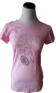 Reserved T Shirt Pink