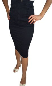 Buffalo David Bitton Skirt Black