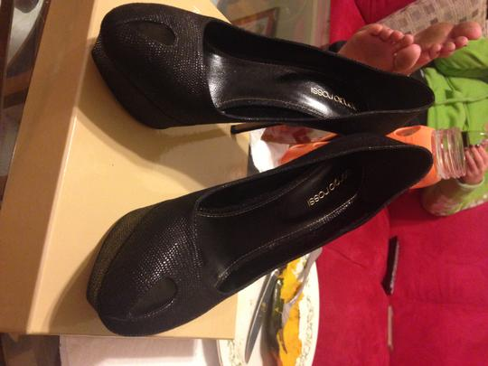 Sergio Rossi Heels Black Pumps