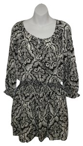 Juicy Couture short dress Paisley Elastic on Tradesy
