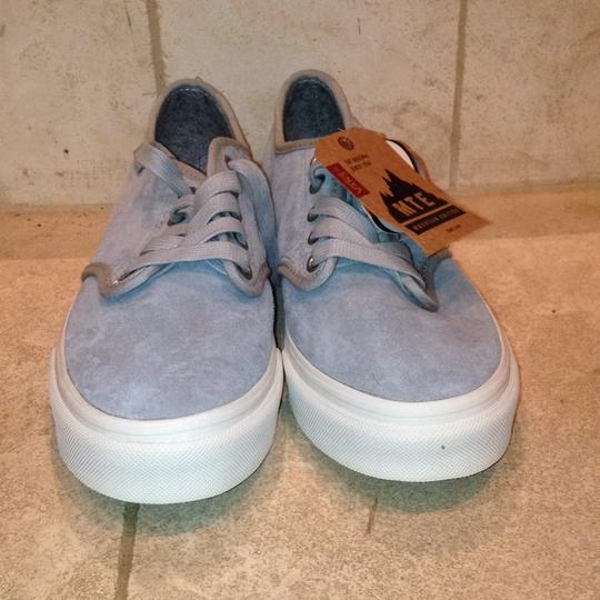 Vans Light blue Athletic