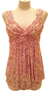 Express Semi-sheer Top Floral