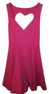 Lulu*s Short Open Back Dress