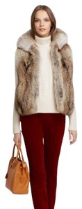 Brooks Brothers Fur Coat