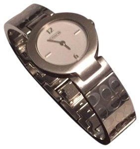 Coach Coach Silver Stainless Steel Bracelet Ladies Watch 14500326