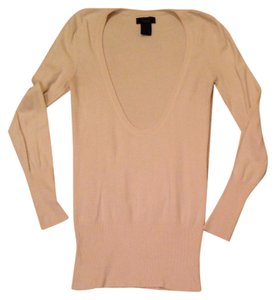 Frenchi Dramatic Scoop Neck Sweater