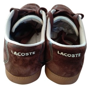 Lacoste Brown Flats