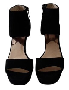 Michael Kors Dress Heels Black Platforms