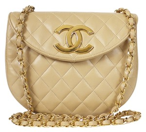 Chanel 2.55 Gold Rare Shoulder Bag