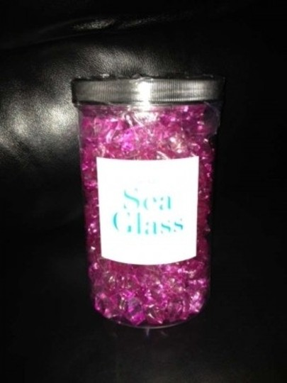 Hotpink Acryclic Stones Reception Decoration