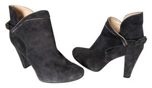 Reiss Suede Blueish Grey Boots