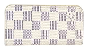 Louis Vuitton Louis Vuitton Damier Azur Case For i Phone 6
