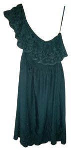 Love Culture short dress Teal on Tradesy