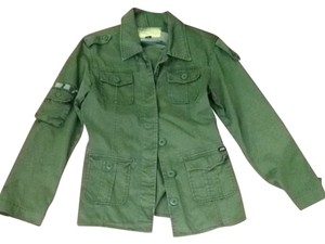 Miss Sixty Army Green Jacket