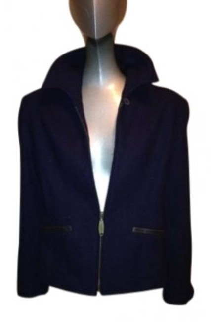 Preload https://item2.tradesy.com/images/armani-collezioni-navy-with-leather-detailing-designer-glam-size-6-s-131211-0-0.jpg?width=400&height=650