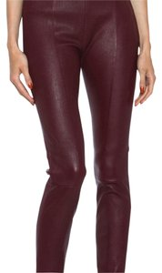 Vince Burgundy /red Leggings
