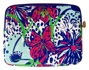 Lilly Pulitzer Zip Around Tech/iPad Case, Style #70664