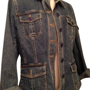Jones New York Womens Jean Jacket