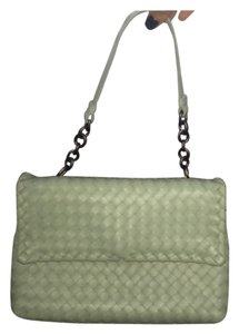 Bottega Veneta Satchel in Pistachio