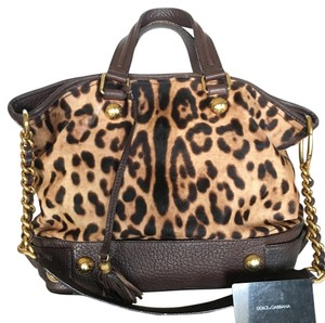 Dolce&Gabbana Satchel in Brown