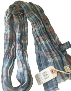 Façonnable FACONNABLE TAILORED DENIM SCARF