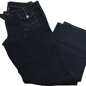Gucci Relaxed Fit Jeans-Dark Rinse