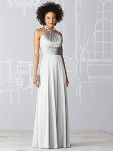 After Six Sapphire 6624 Casual Bridesmaid/Mob Dress Size 14 (L)