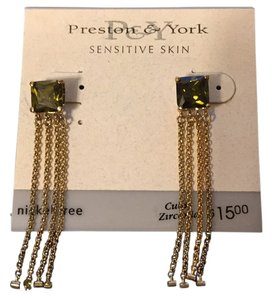 Preston & York Dangle Earrings