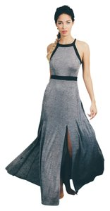 gray Maxi Dress by BCBGeneration