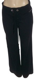 bebe Relaxed Pants Black