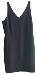 Ann Taylor LOFT short dress Black Lbd Little on Tradesy