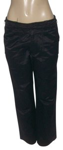 A|X Armani Exchange Straight Pants Black