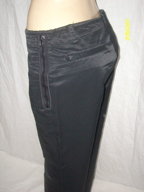 A|X Armani Exchange Straight Pants Black Image 1