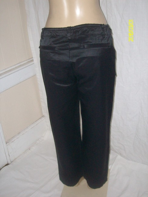 A|X Armani Exchange Straight Pants Black Image 2