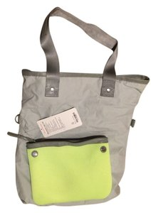 Lululemon Grey Travel Bag