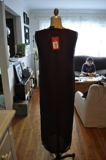 Hugo Boss Silk Evening Luxury Dress