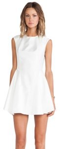 Keepsake the Label Strapless White Dress