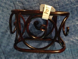 Pier 1 Imports Swirls Napkin Holders