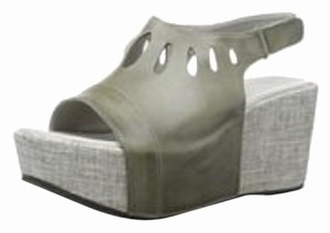Antelope Grey Wedges